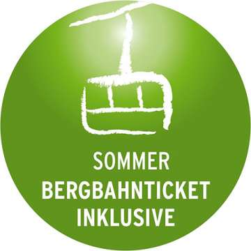 Bergbahntickets inklusive 2019